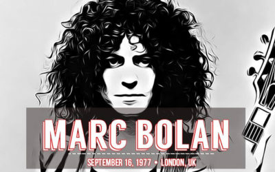 EP 2: Marc Bolan's Deadly Rock and Roll Curse
