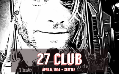 EP 5: 27 Club – Rockstars Deadly Curse