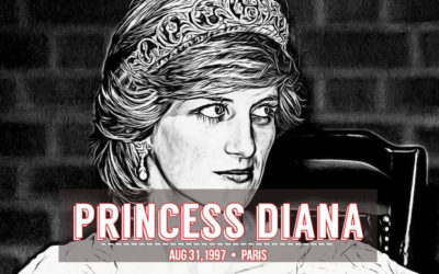 EP 31: Princess Diana – Candle in the Wind