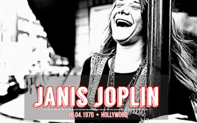 EP 13: Janis Joplin – Piece of My Heart