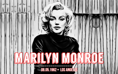 Marilyn Monroe – Conspiracy to Commit Murder