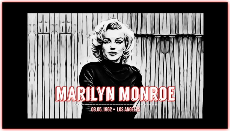 EP 16: Marilyn Monroe - Conspiracy to Commit Murder