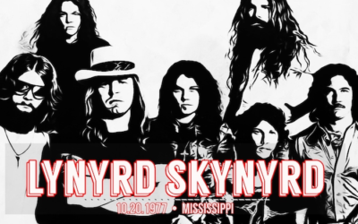 EP 18: Lynyrd Skynyrd – Deadly Plane Crash