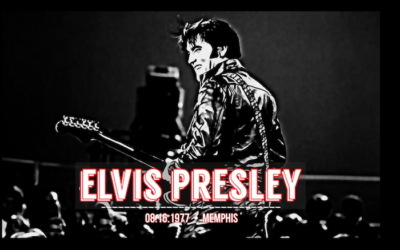 EP 24: Elvis Presley – Death in Graceland