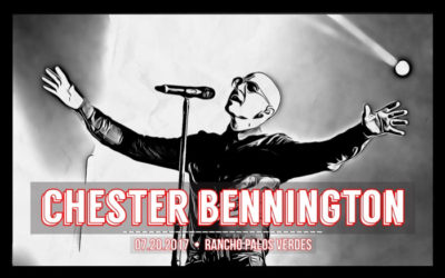EP 25: Chester Bennington – In the End