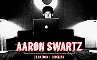 EP 27: Aaron Swartz – Dark Knight of the Web