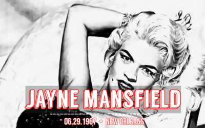 EP 30: Jayne Mansfield – Secret Hollywood Curse